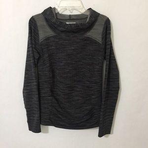Athleta Sweaters - Athleta Long Sleeve Radiance Hoodie Space Dye S